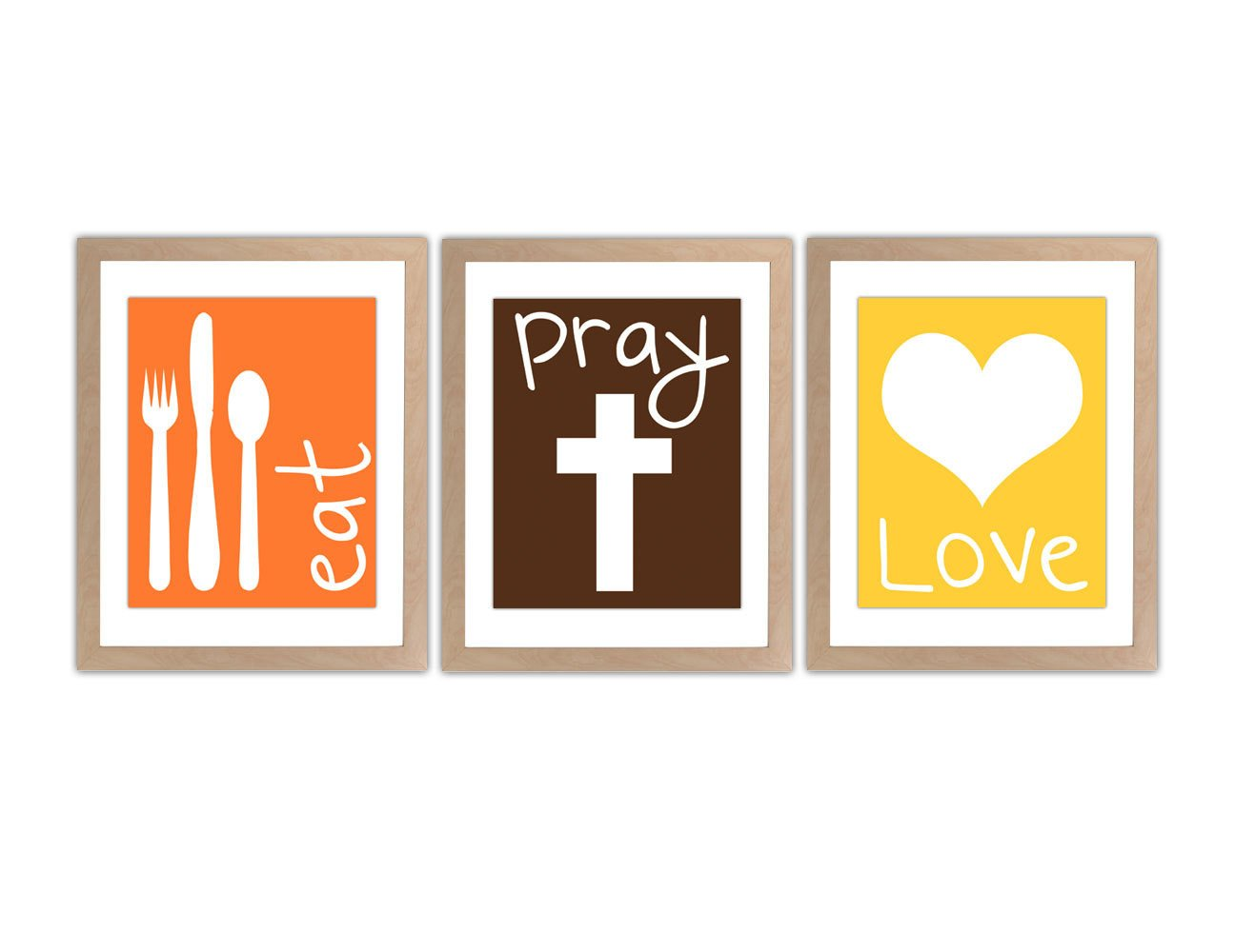 Eat Pray Love Kitchen Decor Best Of Eat Pray Love Kitchen Decor Dining Room Decor by Inktuitive
