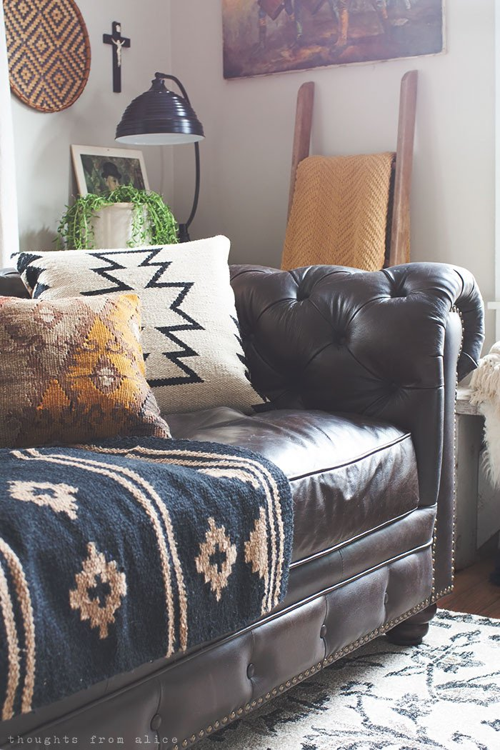 Eclectic Comfortable Living Room Best Of Inspiration File Wild & Modern southwestern Style – Remodelaholic