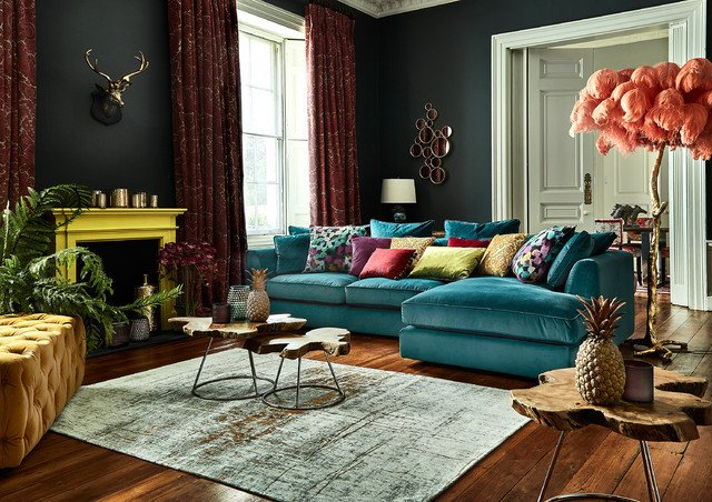 Eclectic Comfortable Living Room Fresh Eclectibles Eclectic Living Room Cork by Caseys Furniture