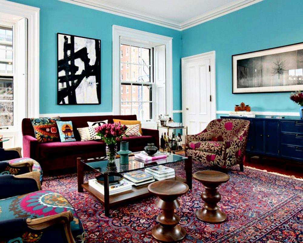Eclectic Comfortable Living Room Fresh Eclectic Living Room Design Ideas for Captivating Uniqueness