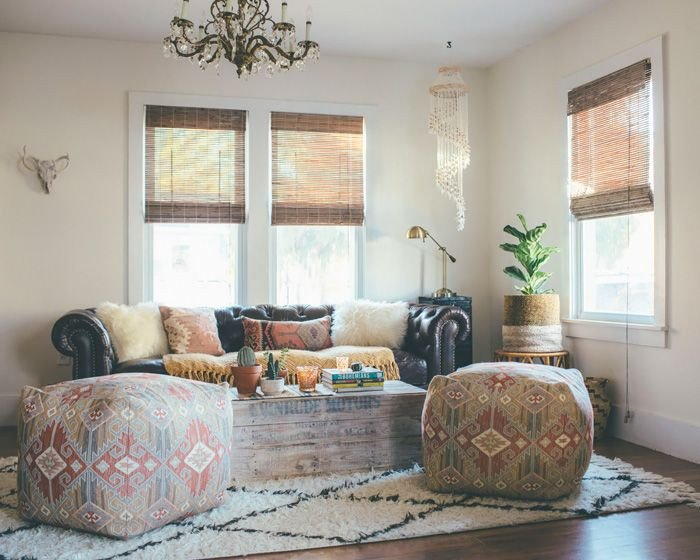 Eclectic Comfortable Living Room Inspirational the Perfect Casual Seating solution for Small Space Decorating