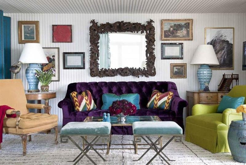 Eclectic Comfortable Living Room Lovely 20 Modern Eclectic Living Room Design Ideas Rilane