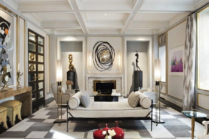 Elegant Contemporary Living Room Best Of sophisticated Living Room Designs by Jean Louis Deniot