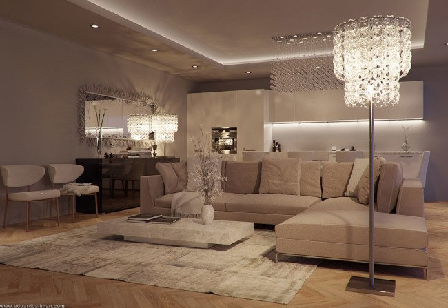 Elegant Contemporary Living Room Inspirational Luxurious and Elegant Living Room Design Classics Meets Modern Style