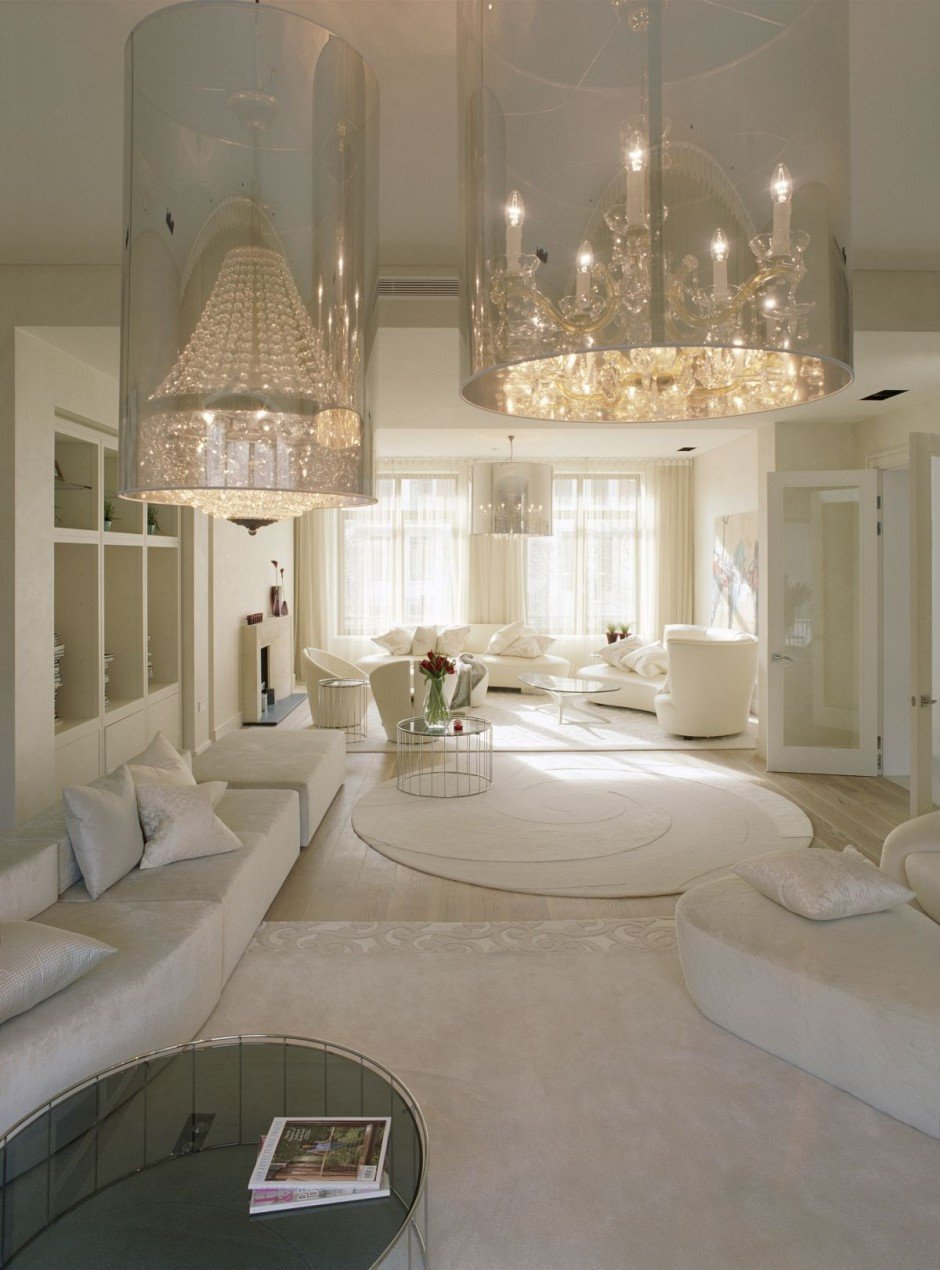 Elegant Contemporary Living Room New Fashionably Elegant Living Room Ideas Decoholic
