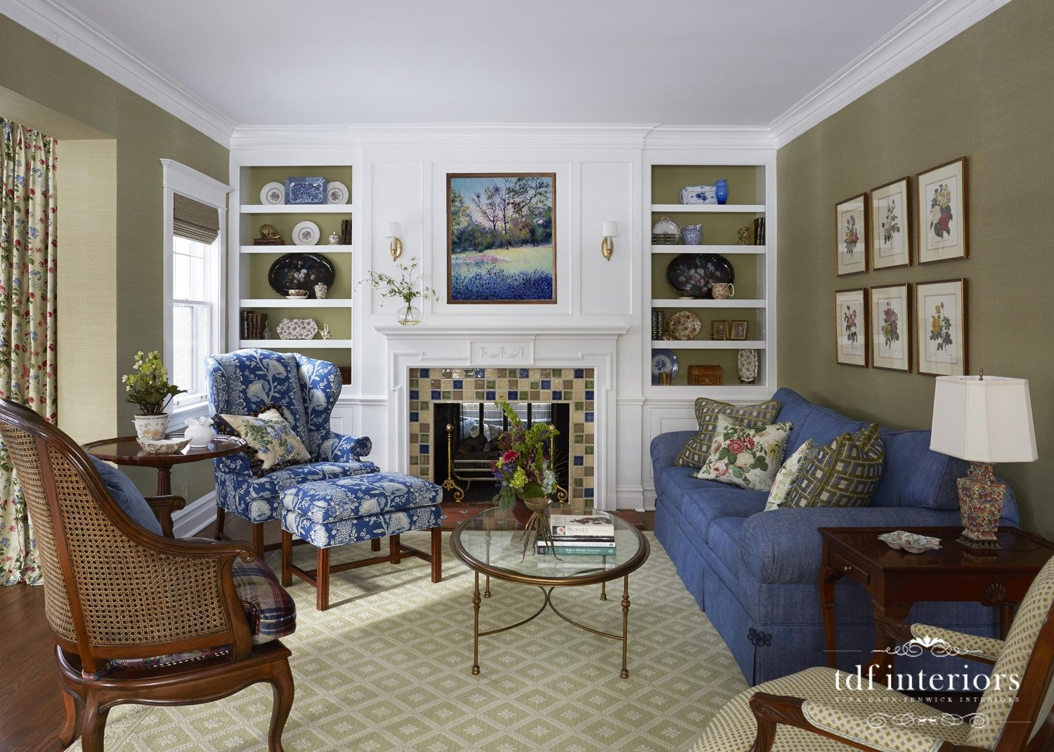 English Traditional Living Room Awesome Elegant Design by Tina Dann Fenwick Interiors Classic and Timeless Interior Design for Chicago