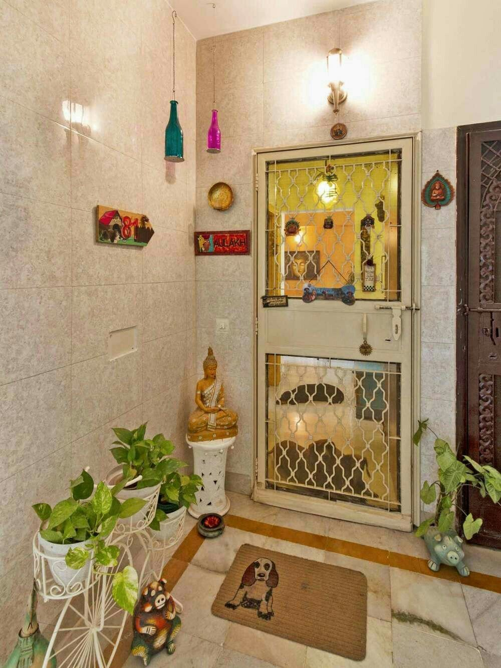 Entrance Decor Ideas for Home Awesome Pin by Vidya Govindarajan On Indian Decor