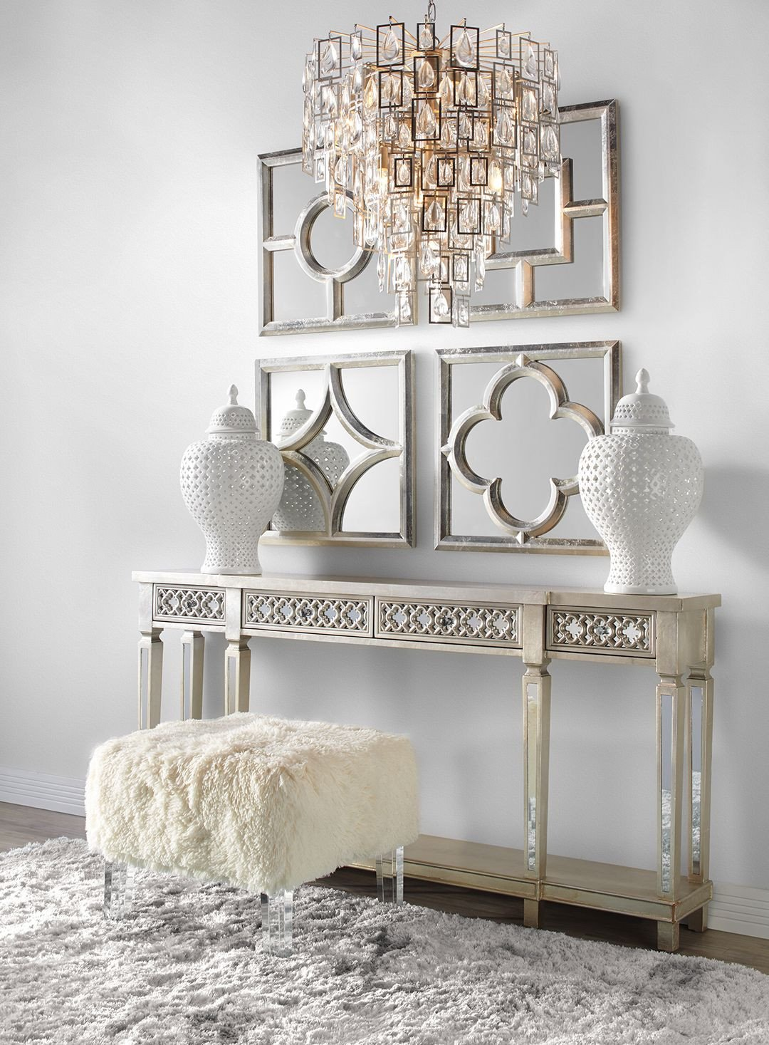 Entrance Decor Ideas for Home Elegant Trend Report Filigree March 2017 Fashion for the Home