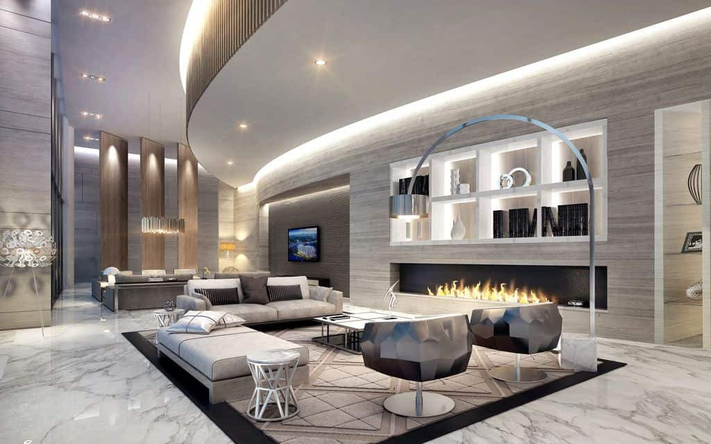 Expensive Modern Living Room Decorating Ideas New 15 Luxury Living Room Designs Stunning