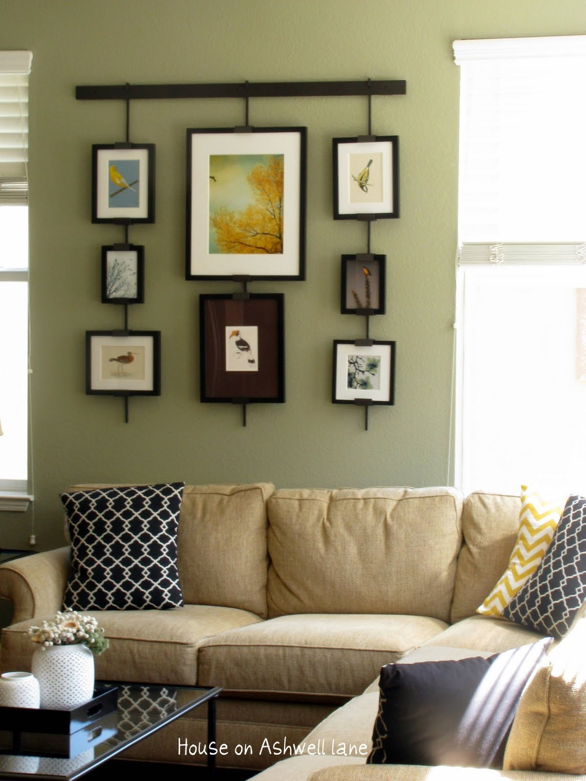 Family Room Wall Decor Ideas Lovely House On ashwell Lane Family Room Art Gallery Wall