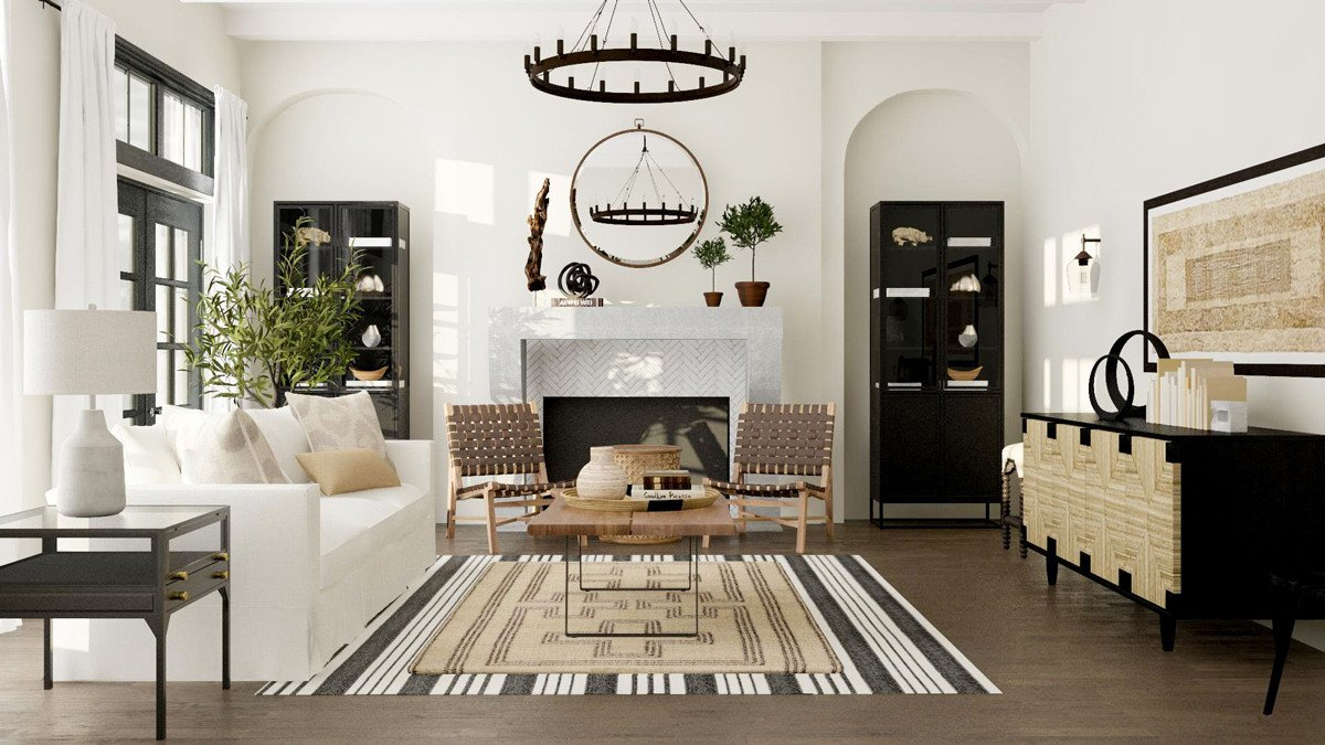 Farmhouse Contemporary Living Room Fresh How to Get the Modern Farmhouse Look