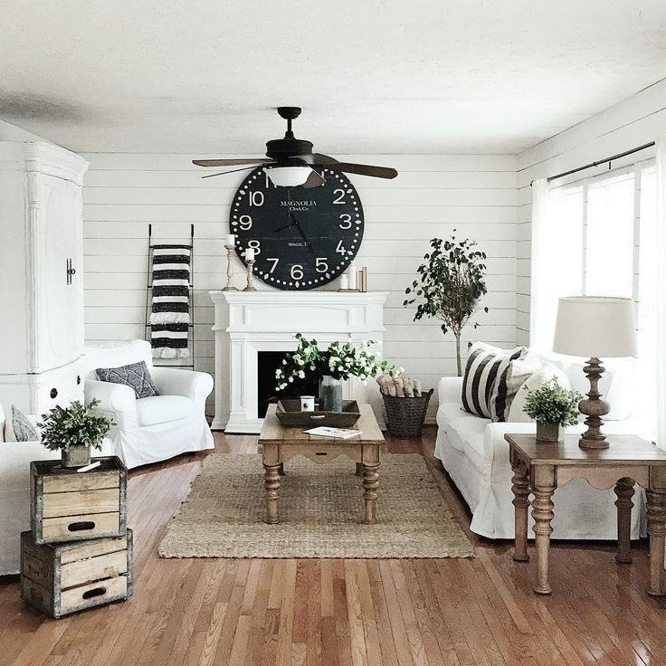 Farmhouse Contemporary Living Room Lovely 10 Modern Farmhouse Living Room Ideas Housely