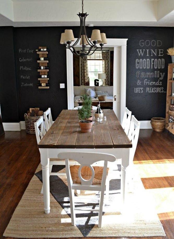 Farmhouse Dining Room Wall Decor New Transform Your Dining area with Farmhouse Dining