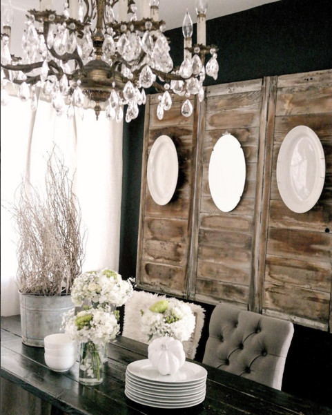 Farmhouse Dining Room Wall Decor Unique How to Decorate with Plates On A Wall