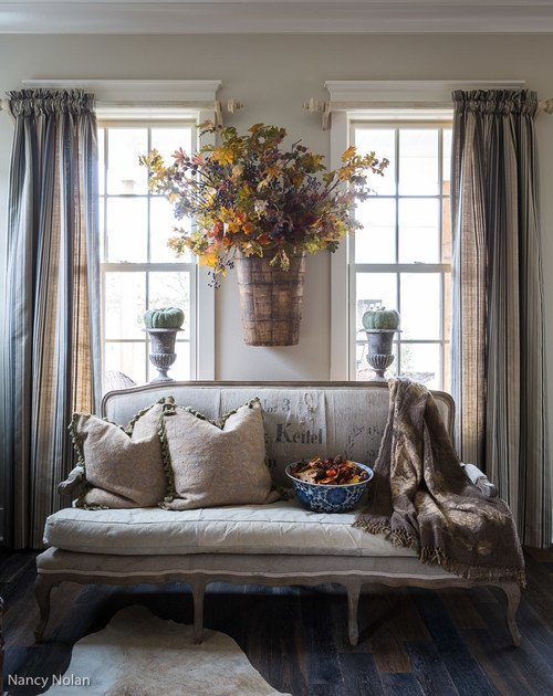 Farmhouse Living Room Curtains Decor Ideas Awesome Randolph Cottage Charming Home tour town & Country Living