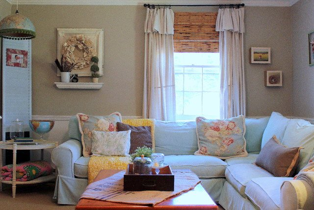 Farmhouse Living Room Curtains Decor Ideas Beautiful My Houzz Vintage Farmhouse Style Shabby Chic Style Living Room Philadelphia by Sara Bates