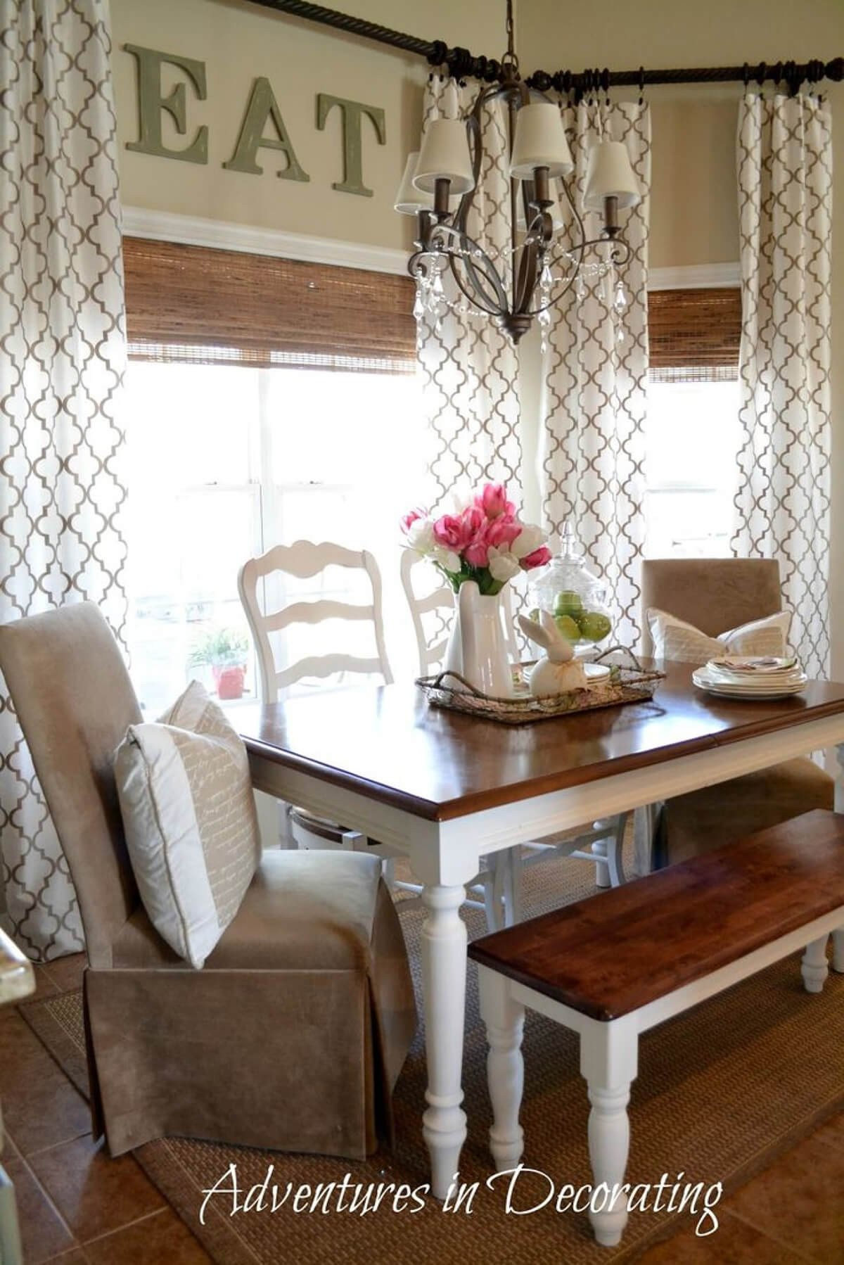 Farmhouse Living Room Curtains Decor Ideas Unique 26 Best Farmhouse Window Treatment Ideas and Designs for 2019