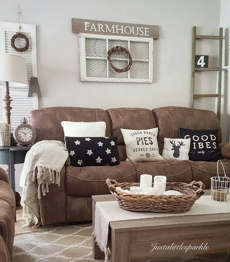 Farmhouse Living Room Decorating Ideas Inspirational 27 Rustic Farmhouse Living Room Decor Ideas for Your Home