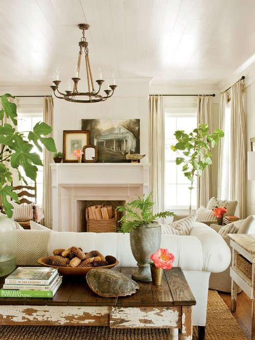 Farmhouse Living Room Decorating Ideas Lovely Farmhouse Living Room Design Ideas Remodels & S