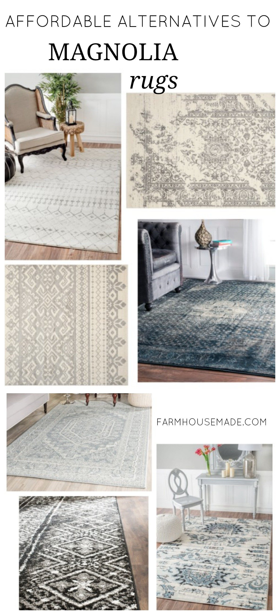 Farmhouse Living Room with Rug Lovely What to Do when You Can T Afford Joanna S Rugs Farmhouse Made