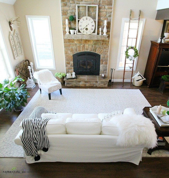 Farmhouse Living Room with Rug Luxury E Room 3 Rugs Vote for Your Favorite Farmhouse 40