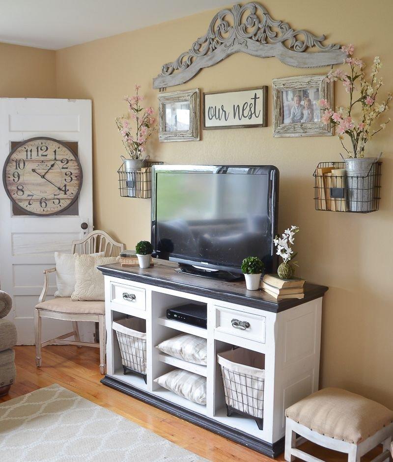 Farmhouse Tv Stand Design Ideas and Decor Elegant Easy Farmhouse Style Tv Stand Makeover Farmhouse Style