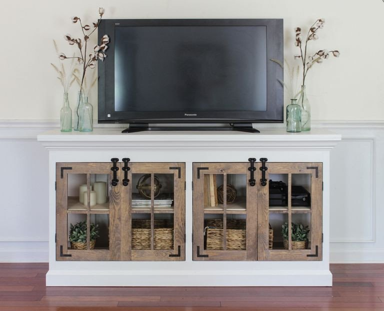 Farmhouse Tv Stand Design Ideas and Decor Unique 9 Free Tv Stand Plans You Can Diy Right now