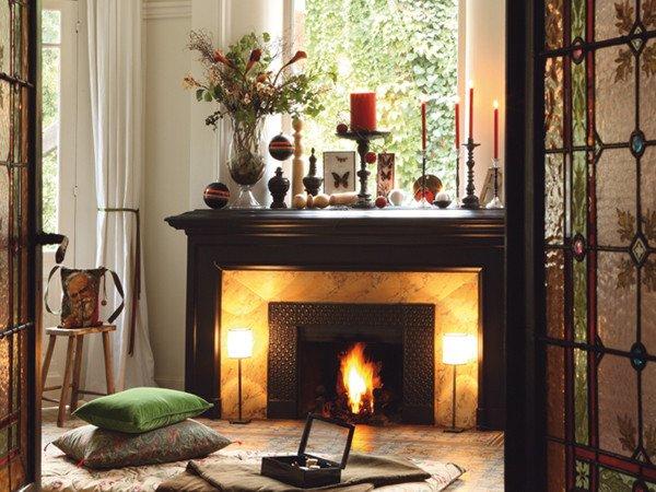 Fireplace Mantel Decor Ideas Home Beautiful 40 Christmas Fireplace Mantel Decoration Ideas