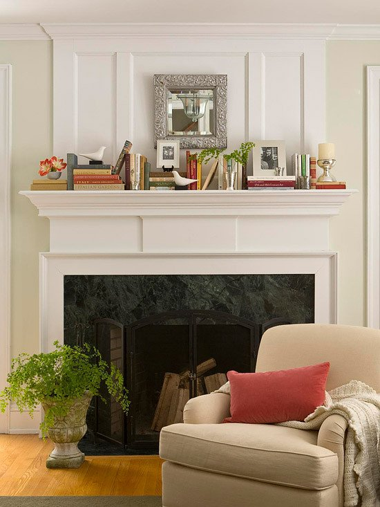 Fireplace Mantel Decor Ideas Home Best Of 30 Fireplace Mantel Decoration Ideas