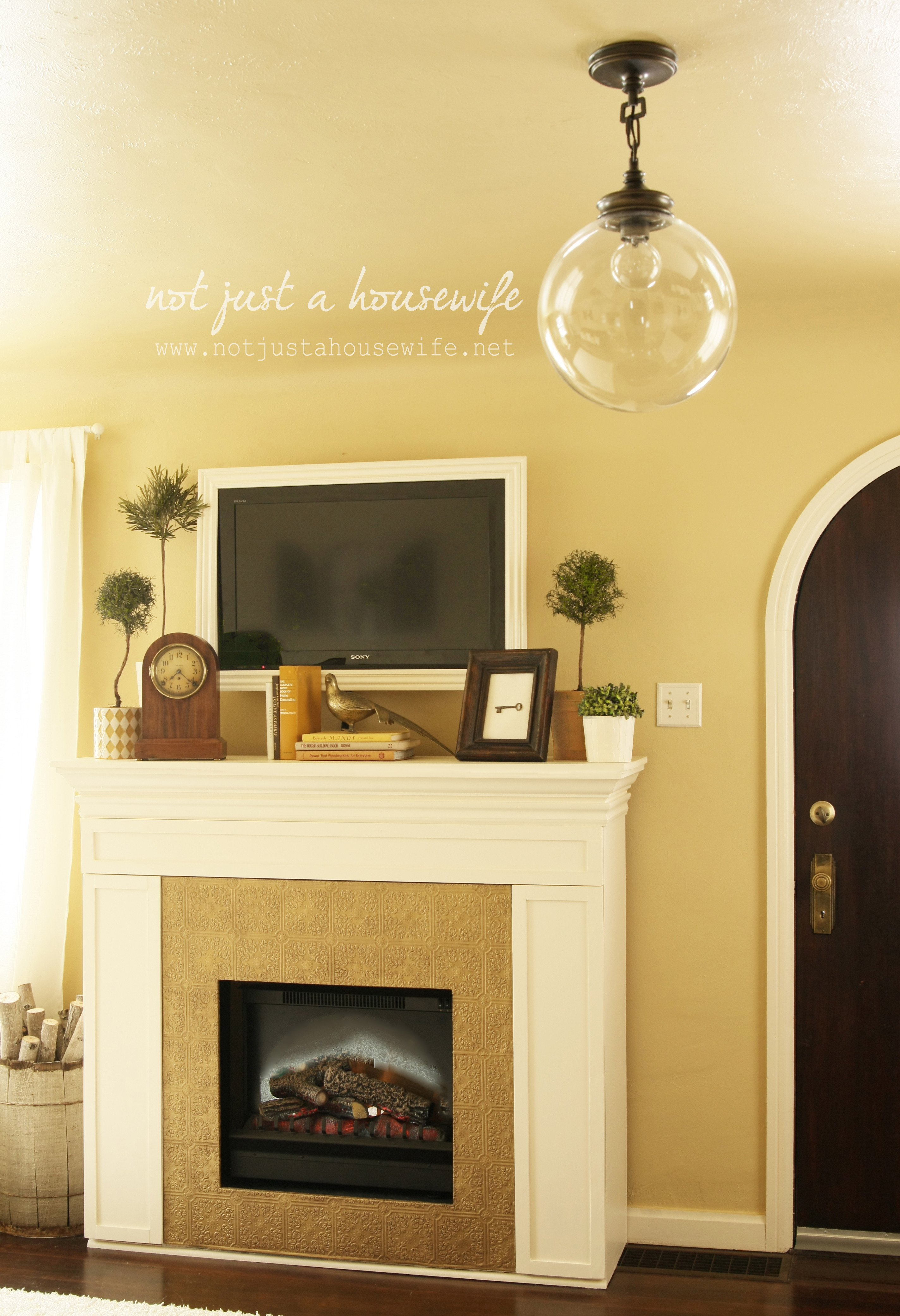 Fireplace Mantel Decor with Tv Awesome Fireplace Mantel Decor