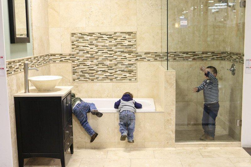 Floor and Decor Bathroom Ideas Awesome Tile Binations for Any Bathroom Bower Power