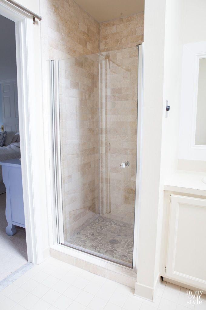 Floor and Decor Bathroom Ideas Beautiful Master Bath Shower Makeover