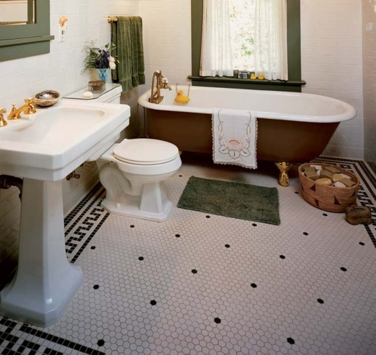 Floor and Decor Bathroom Tile Fresh 30 Ideas On Using Hex Tiles for Bathroom Floors