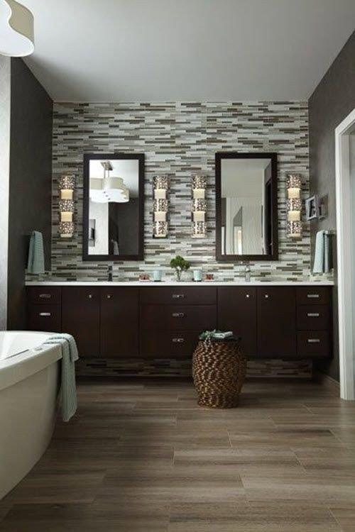 Floor and Decor Bathroom Vanities Beautiful 35 Grey Brown Bathroom Tiles Ideas and Pictures Bathroom