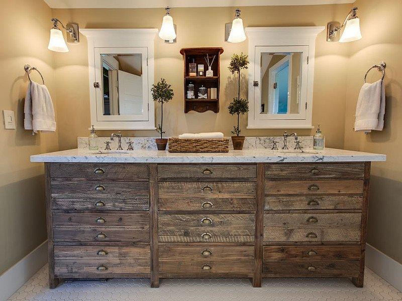 Floor and Decor Bathroom Vanities Elegant 17 Amazing Rustic Bathroom Vanity Ideas Protoolzone