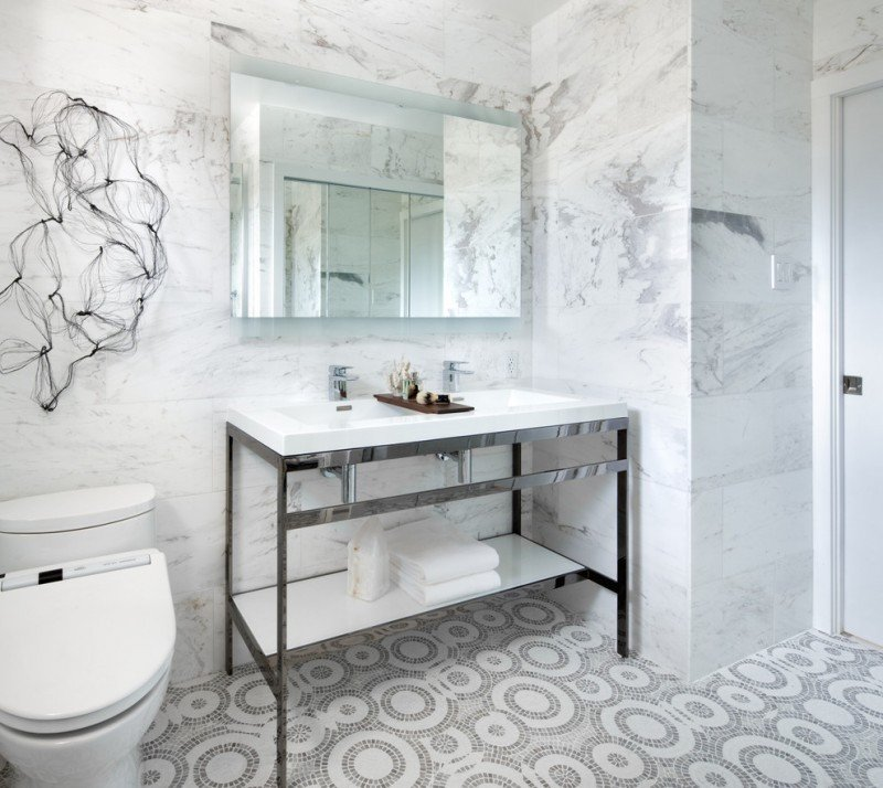 Floor and Decor Bathroom Vanities Fresh Unique Bathroom Floor Tile Ideas to Install for A More Inviting Bathroom