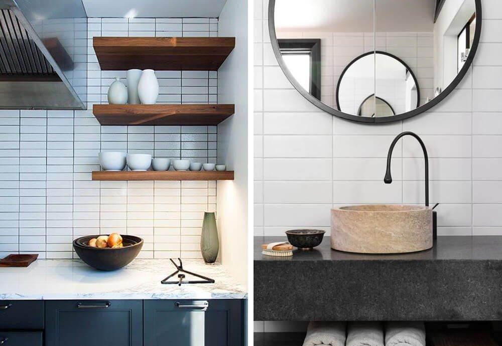 Floor and Decor Kitchen Backsplash New Store tour Floor & Decor Emily Henderson