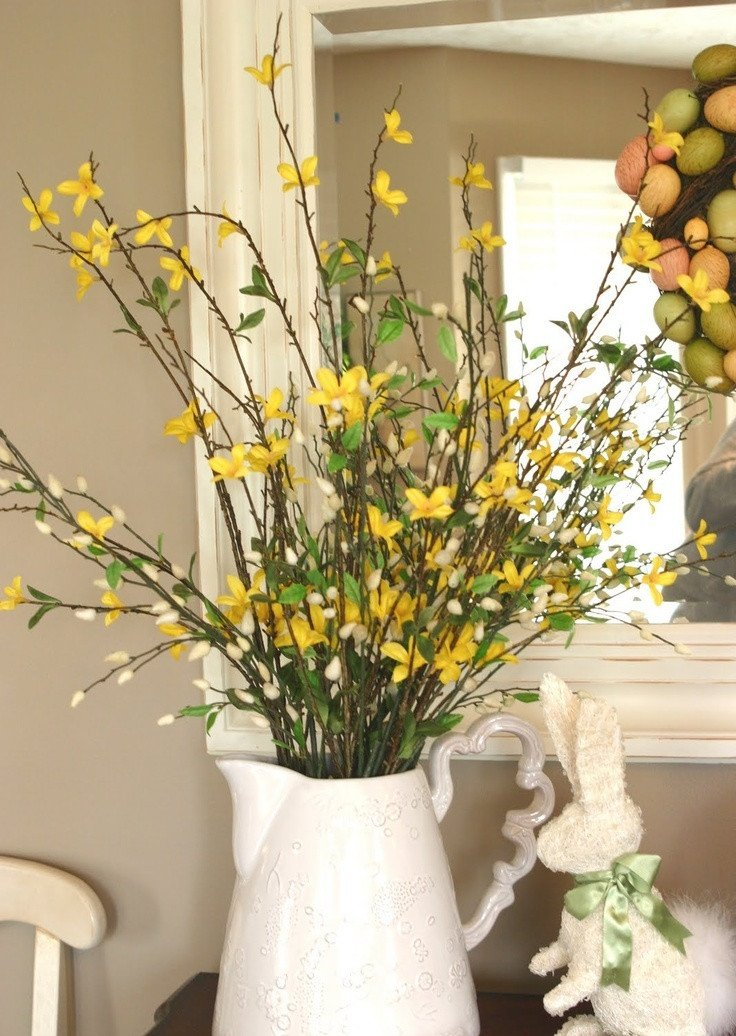 Flower Arrangements for Home Decor Lovely 47 Flower Arrangements for Spring Home Décor Interior Decorating and Home Design Ideas