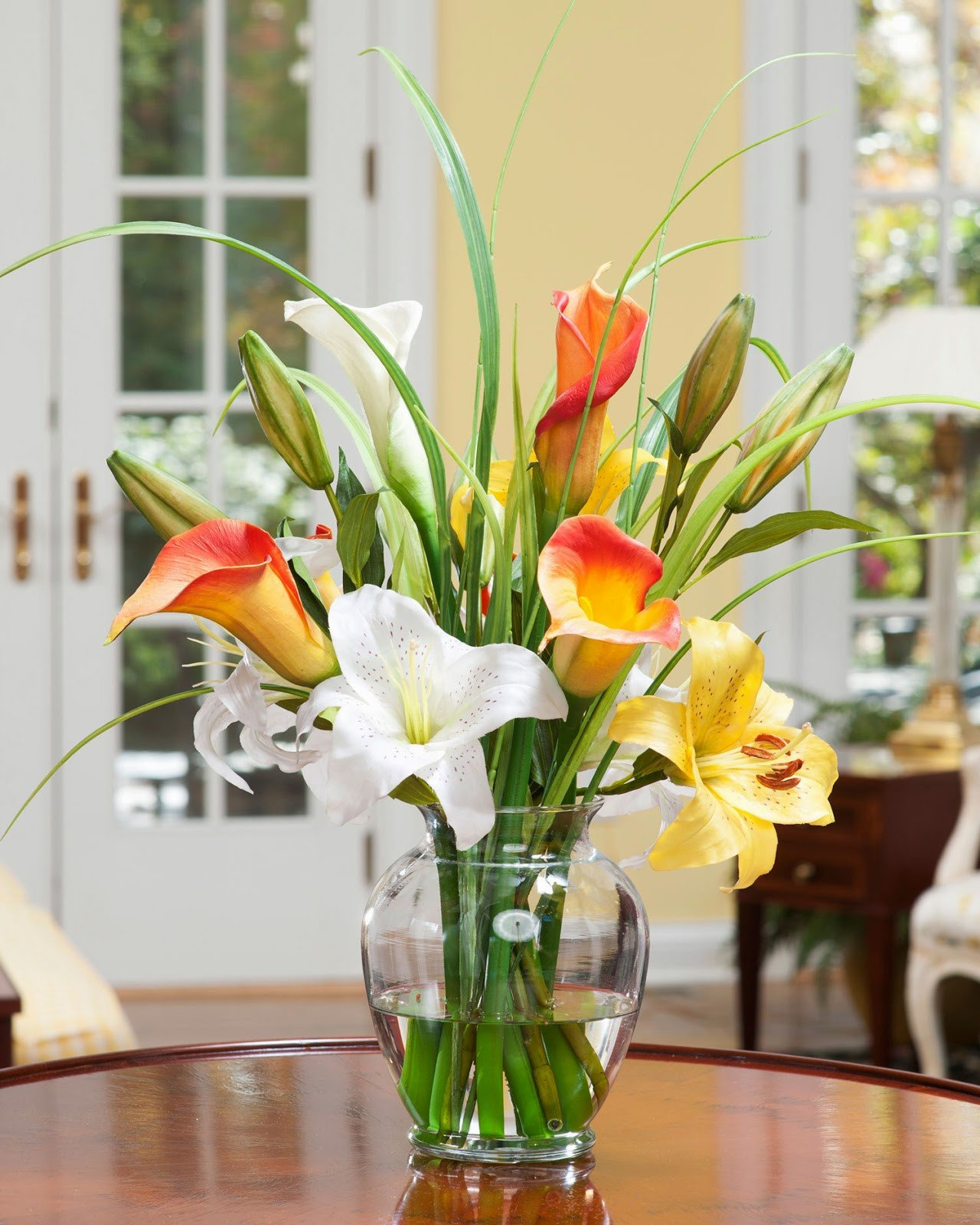 Flower Arrangements for Home Decor Lovely House Decor Flowers