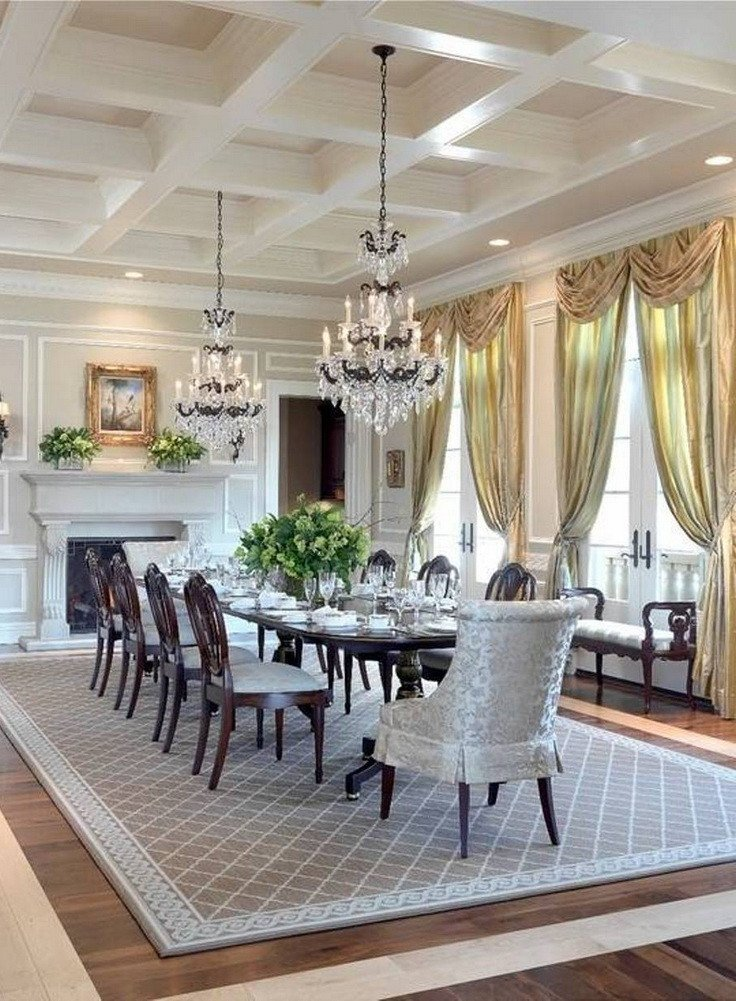 Formal Dining Room Decor Ideas Awesome Exquisite formal Dining Room Decors for Special Occasions Abpho