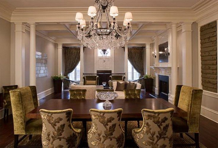 Formal Dining Room Decor Ideas Unique Exquisite formal Dining Room Decors for Special Occasions Abpho