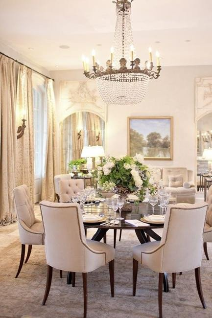 Formal Dining Room Table Decor Lovely 25 Ideas for Classic Dining Room Decorating with Vintage Furniture