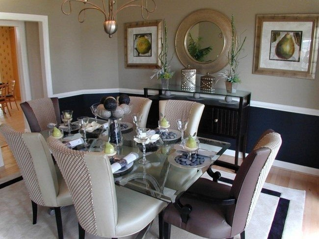 Formal Dining Room Wall Decor Fresh Décor for formal Dining Room Designs Decor Around the World