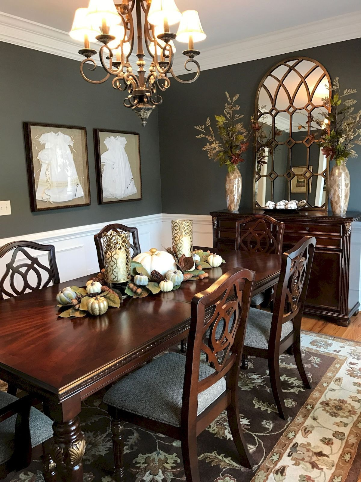 Formal Dining Room Wall Decor Unique 160 Awesome formal Design Ideas for Your Dining Room Kitchen & Dining In 2019