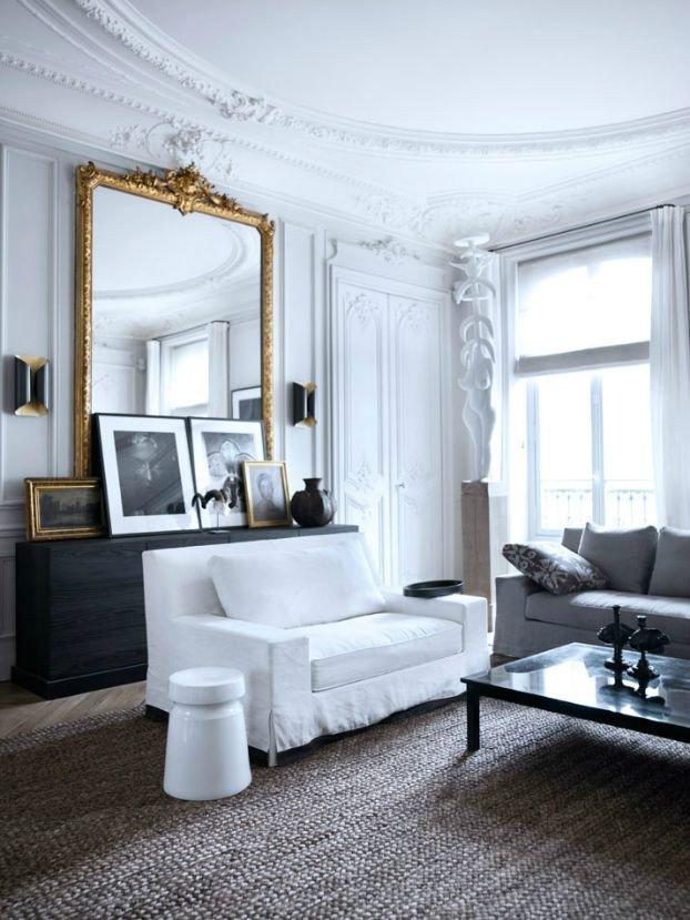 Gorgeous Modern French Interiors 40 Pics interiors
