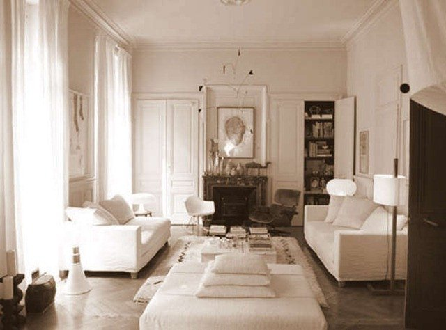 French Contemporary Living Room Awesome Metis Linens Fabulous French Fridays