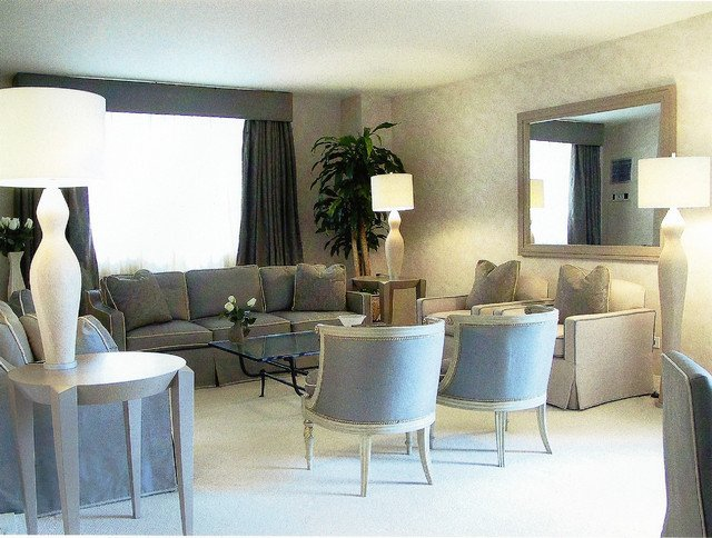 French Contemporary Living Room Beautiful French Art Deco Apartment Modern Living Room New York by Gail Green Interiors