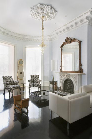 French Contemporary Living Room Best Of Glossy Wood Floors French Living Room Eric Roth