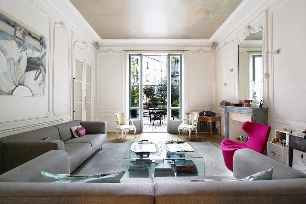 French Contemporary Living Room Fresh French Interior Design the Beautiful Parisian Style