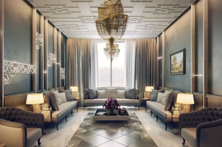 French Contemporary Living Room Inspirational 15 Modern and Elegant French Living Room Designs